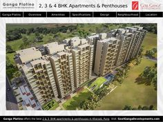 Ganga Platino Redefines Luxurious Flats in Kharadi Pune for Sale