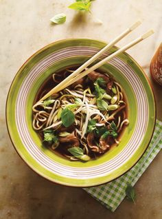 Make this tasty, Asian-inspired pho soup recipe in your RICARDO electric pressure cooker or Instant Pot. Pressure Cooker Pho, Pressure Cooker Recipes, Slow Cooker, Other Recipes, Great Recipes, Soup Recipes, Tofu Soup, Ricardo Recipe, Hoisin Sauce