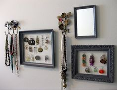 Unique Jewelry Displays