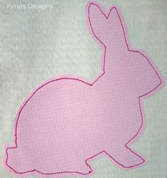Cute and Easy Easter Bunny Wall Hanging Tutorial, a perfect project for a sewing beginner. Cute Easter Bunny, Happy Easter, Bunny Crafts, Easter Crafts, Animal Art Projects, Easter Parade, Honey Bunny, Easter Printables, Shaped Cards