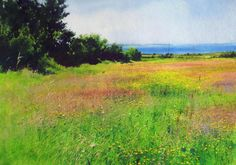 Richard Thorn - Come Summer and the Meadows