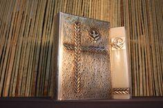 Biblia con vela. www.velasavignon.com