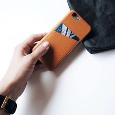 #Mujjo leather wallet case - By @rushfaster.com.au from #sydney - Available at rushfaster.com.au