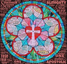 The church year calendar is the churchs system of observing sundays reformation sunday apostles creed protestant reformation christian crafts lutheran decor crafts theme ideas luther rose girls bible fandeluxe Image collections