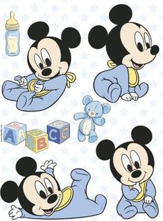 Joey's babyshower and nursery was done in baby Mickey Bolo Mickey Baby, Festa Mickey Baby, Mickey E Minnie Mouse, Mickey Mouse First Birthday, Theme Mickey, Mickey Mouse Clubhouse, Cute Disney, Disney Art, Wallpaper Do Mickey Mouse