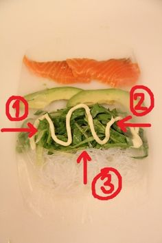 藤原家の毎日家ごはん。How to make Fresh Spring Rolls