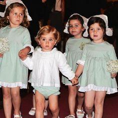 The Walker Comunicación - Vistiendo a los pajes de tu boda Baby Boy Fashion, Cute Fashion, Kids Fashion, Wedding Girl, Wedding With Kids, Toddler Dress, Baby Dress, Girls Dresses, Flower Girl Dresses