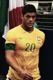 """Givanildo Vieira de Souza, a.k.a. """"Hulk"""" - Brazilian footballer"""