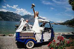 Romantic Weddings on Lake Garda