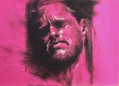 #gotthee #beard #pogonophile #portrait #drawing #mixedmediaart #pencil #pencildrawing #charcoal #art