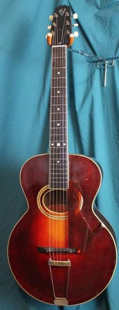 1924 Gibson L-3  RARE Snakehead Acoustic Archtop