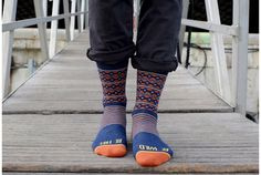 """Calcetines """"Be wild, Be free"""""""