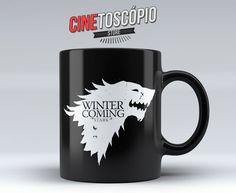 Winter is coming... Garanta já a sua caneca para sobreviver a mais uma temporada!!!