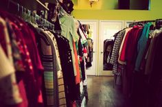 Interesting article - In the world of sustainable fashion, there's a lot of choice. Vintage clothing, made in USA, eco-friendly fabrics – what's the best choice?