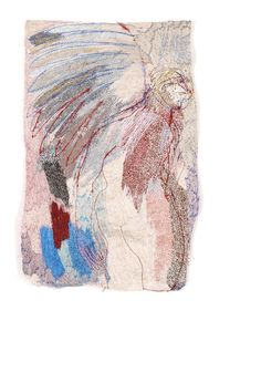 Alice Kettle , embroidery