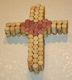 I have a habit of saving wine corks and foil tops from the bottles. After filling an entire coffee can with corks, I decided it was high ti...