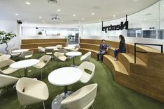 Nentrys Office by Canuch Inc. - Office Snapshots