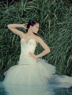 "Wedding dress ""Torino"" by KATRIN KAFKA"