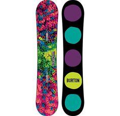Social Snowboard - Burton Snowboards
