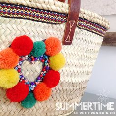 Know more about our exclusive and completly hand made Paniers in http://lepetitpanierandco.blogspot.com