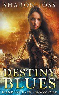 Destiny Blues: Hand Of Fate by Sharon Joss ebook deal