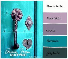 Project ideas and plans for painting Walnut Cabinetwith Annie Sloan Chalk Paint Annie Sloan Chalk Paint Colors, Annie Sloan Paints, White Chalk Paint, Chalky Paint, Paint Colours, Chalk Paint Projects, Chalk Paint Furniture, Furniture Design, Blue Furniture