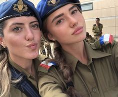 Idf Women, Military Women, Military Female, Female Army Soldier, Army Police, Military Girl, Girls Uniforms, Woman Crush, Real Women