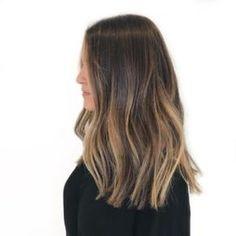 Image result for dark hair balayage