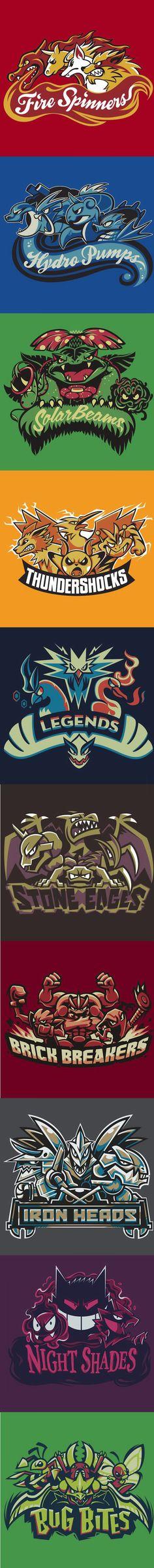 cool-Pokemon-sports-teams