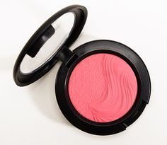 MAC Flaming Chic Extra Dimension Blush Review & Swatches