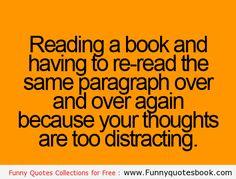 Reading. #humor