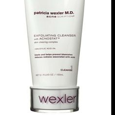 Great product for acne sufferers!!! The lotion and spot treatment are also amazing!