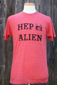 Hep Alien Gilmore Girls Screenprinted Shirt by CraftsbyCasaverde