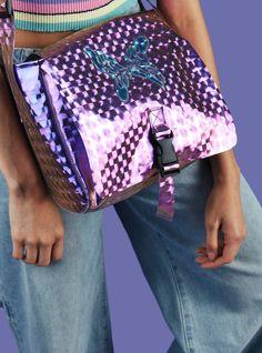 Kiko Messenger Bag