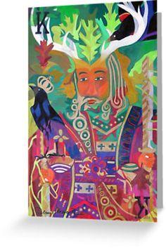 The King of Oaks by Denise Weaver Ross