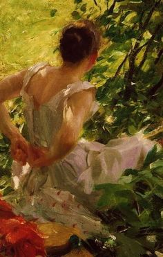 Anders Zorn Woman dressing painting is shipped worldwide,including stretched canvas and framed art.This Anders Zorn Woman dressing painting is available at custom size. Oil Painting Tips, Figure Painting, Painting & Drawing, Oil Paintings, Indian Paintings, Spray Painting, Abstract Paintings, Watercolor Painting, Oil Painting Reproductions