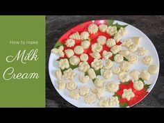 How to make Milk Cream, Milk Cream for Christmas, Christmas Kuswar recipe Christmas Sweets, Christmas Christmas, Christmas Cakes, Christmas Ideas, Xmas, Cream Recipes, Toffee, Hot Chocolate, Cookie Recipes