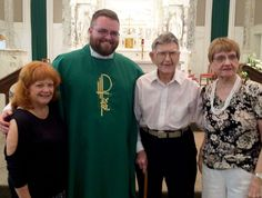 A wonderful life: Love, laughter and faith define 103-year-old Jeffersonville parishioner's amazing journey