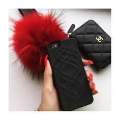 Mirror wallet case in action  -  This unique case can be used as a mirror and holds several credit cards, ID's and even cash all while protecting your phone. Comes in black/purple/pink! Available for the new iPhone 6S and 6S plus as well! -  Available for iPhone 5/5S - 6/6S and 6/6S plus. Coming soon for all android devices.