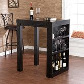 Buy Copenhagen Mini Wine Rack cum Table Online: Shop from wide range of Bar Furniture Online in India at best prices. Bistro Table Set, A Table, Dinner Table, Wine Racks, Modern Dining Table, Dining Table In Kitchen, Bar Furniture, Online Furniture, Modern Furniture
