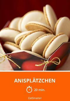Anisplätzchen - New Site Sugar Cookie Recipe Easy, Chocolate Cookie Recipes, Peanut Butter Cookie Recipe, Peanut Butter Fudge, Chocolate Chip Cookies, Anise Cookies, Chewy Sugar Cookies, Cookies And Cream Cake, Cake Mix Cookies
