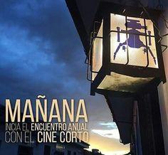 @cinecortofest Mañana comienza una semana llena de cine en #PopayánDePelícula. #8CineCorto