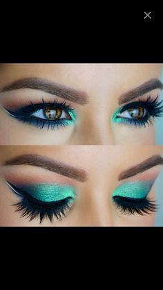 Beautiful eye makeup!!!