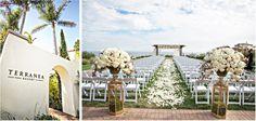 Terranea Wedding at Terranea Resort in Los Angeles / Rancho Palos Verdes / California