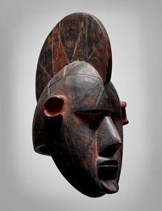 Bobo Helmet Mask, Burkina Faso   Sculpture from the Collection of Martin and Faith-Dorian Wright2021   Sotheby's African Masks, Helmet, Auction, Skull, Batman, Faith, Sculpture, Fictional Characters, Collection