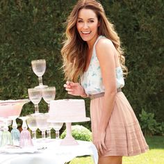 I love Lauren Conrad and her style! Lady Like, Lauren Conrad Bridal Shower, Look Fashion, Fashion Beauty, Lauren Conrad Style, Love Lauren, Mode Chic, Looks Chic, Mode Vintage