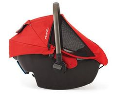 Nuna PIPA infant car seat: excellent new option from a cool Dutch baby gear company.