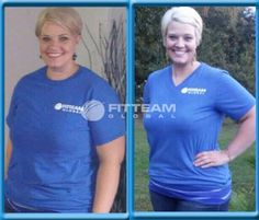 """""""I started FITTEAM August 20th and today I have lost 21 pounds on FIT sticks. I couldn't be happier, I feel great and I have energy (with 4 kids that says a lot). I love what FITTEAM is about and the opportunities that it is giving my family and so many others. So excited that this is only the beginning, the best is yet to come!"""" -Laura"""