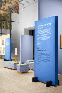 (Visual Reference Only) Museum Exhibition Design, Exhibition Display, Exhibition Space, Design Museum, Exhibition Stands, Interior Design Exhibition, Web Banner Design, Museum Logo, Louvre Museum