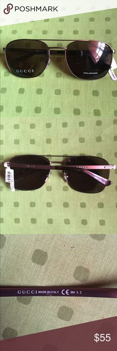 Men's Gucci Aviator Great Sunglasses. Great Price. Best Deal On The Net or Posh. No case which is why the price is discounted. Brand new. Direct from stores. Gucci Accessories Sunglasses